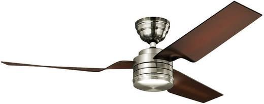 Hunter FLIGHT BN Plafondventilator (Ø) 132 cm met wintermodus, met afstandsbediening, lampaanbouw mogelijk