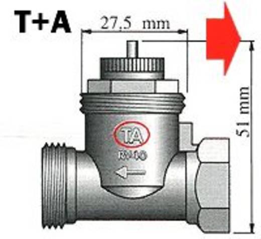 Thermostaatadapter 700 100 006 Geschikt voor radiator: TA