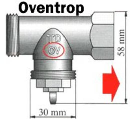 Thermostaatadapter Geschikt voor radiator Oventrop