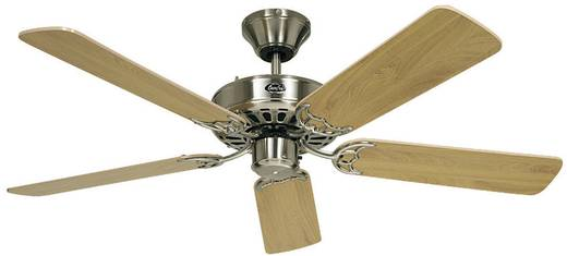 Plafondventilator CasaFan Classic Royal 103 BN (Ø) 103 cm lampaanbouw mogelijk, omkeerbare bladen, verwisselbare bladen,