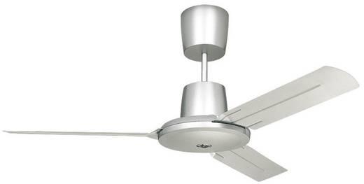 Plafondventilator (Ø) 142 cm lampaanbouw mogelijk Vortice Nordik Evolution 140 SIL