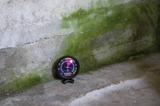 Vrijstaand Hygrometer PHT-100-EDFN