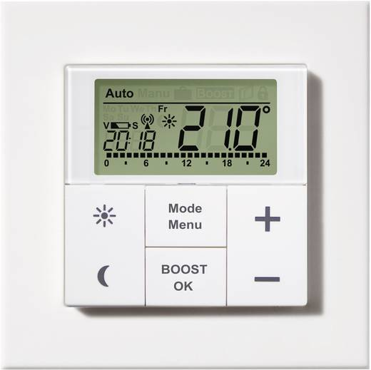 MAX! Draadloze verwarmingsbesturing set