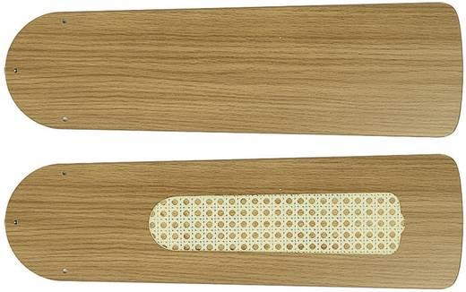 CasaFan Plafondventilator-Bladenset 103 LICHT EIKEN Vleugelset voor plafondventilator Vleugeldecor: Eiken (licht)