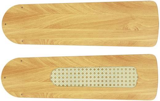 Vleugelset voor plafondventilator CasaFan Deckenventilator-Flügelsatz 103 BUCHE Vleugeldecor: Beuken