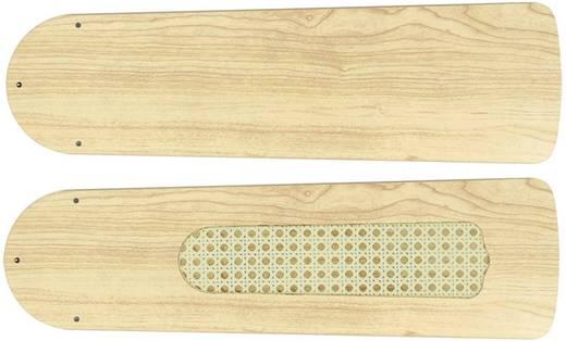 CasaFan Plafondventilator-Bladenset 103 ESDOORN Vleugelset voor plafondventilator Vleugeldecor: Ahorn