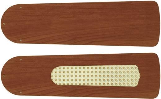 CasaFan Plafondventilator-Bladenset 132 KERSEN Vleugelset voor plafondventilator Vleugeldecor: Kersen