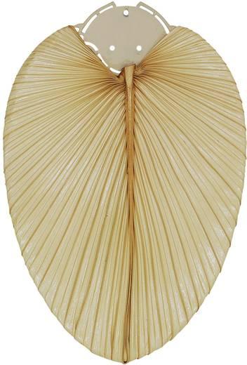 Vleugelset voor plafondventilator CasaFan Deckenventilator-Flügelsatz 132 PALME NATUR Vleugeldecor: Palm (natur)