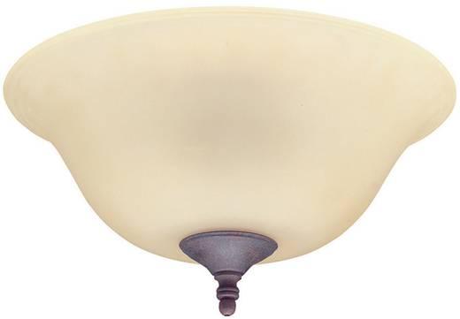 Lamp voor plafondventilator Hunter AMBER BOWL UNIVERSEEL Amber