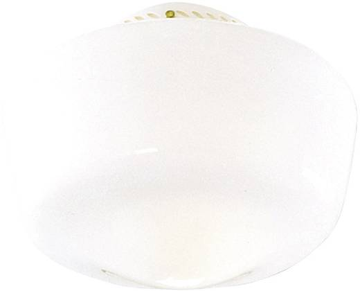 Lamp voor plafondventilator Hunter SCHOOLHOUSE TRADIT. BR Opaalglas (glanzend)