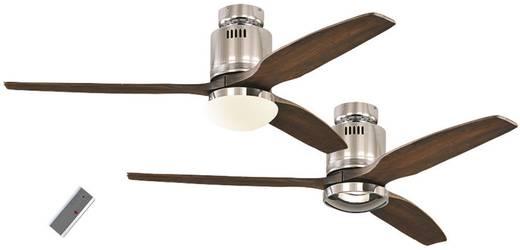 Plafondventilator (Ø) 132 cm met wintermodus CasaFan Aerodynamix CH met bladen in notenhout