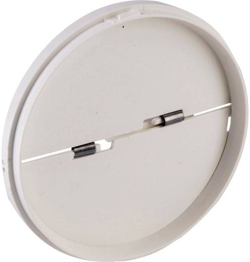 Wallair N40818 Terugslagklep Geschikt voor … (buisdiameter): 12.5 cm Wit