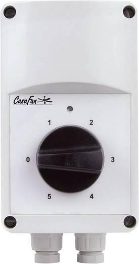 CasaFan ETW 2,2 Toerentalregelaar Lichtgrijs