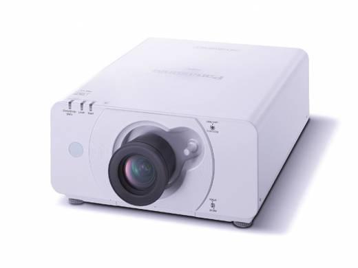 Panasonic DLP Beamer Panasonic PT-DW530E Helderheid: 4000 lm 1280 x 800 WXGA 2000 : 1 Wit