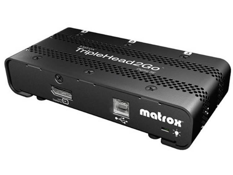 Matrox TripleHead2Go Digital SE (T2G-DP3D-IF)