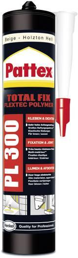 Pattex Flextec Polymer Montagelijm Kleur: Beige 410 g