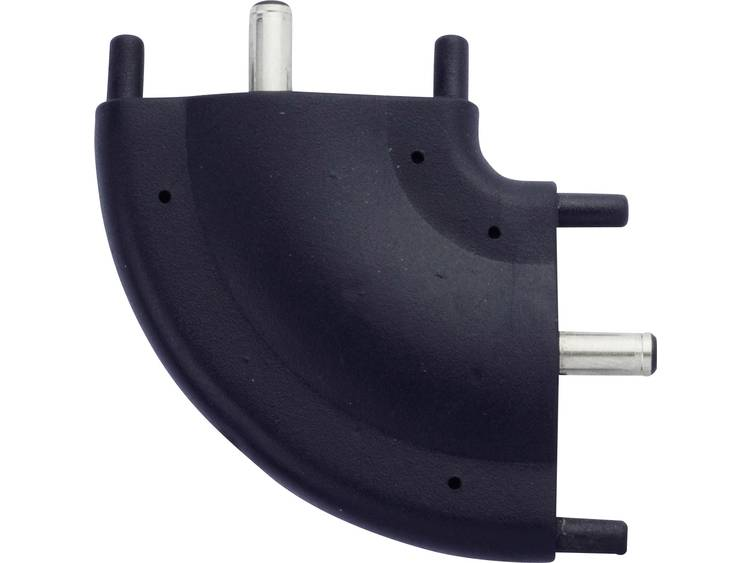Hoekverbinder voor Slimlite 8947c42a Zwart