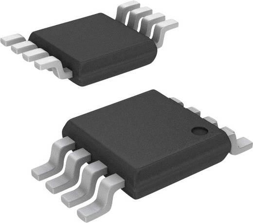 MOSFET Infineon Technologies IRF7504TRPBF Soort behuizing Micro8