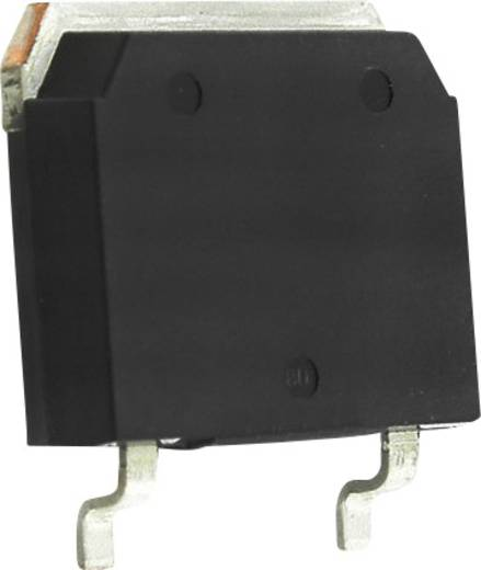 MOSFET IXYS IXFT18N100Q3 Soort behuizing TO-268
