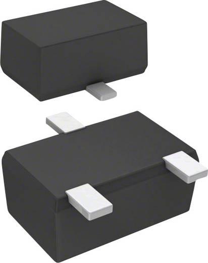 Skottky diode array gelijkrichter 100 mA Panasonic DB3J316N0L SC-85 Array - 1 paar gemeenschappelijke kathode