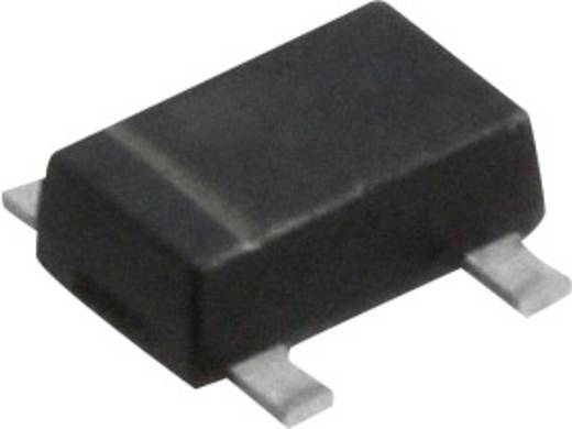 Skottky diode array gelijkrichter 200 mA Panasonic DB4J310K0R SMD-4 Array - tweevoudig