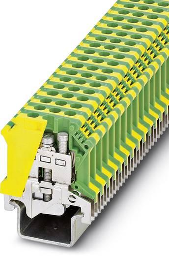 Phoenix Contact USLKG 10-1 Randaarde-serieklem USLKG 10-1 Groen-geel Inhoud: 50 stuks