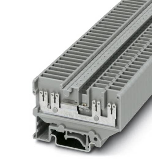 Phoenix Contact UVKB 4-FS/FS(8-2,8-0,8) Doorgangsserieklem UVKB 4-FS/FS(8-2,8-0,8) Grijs Inhoud: 50 stuks