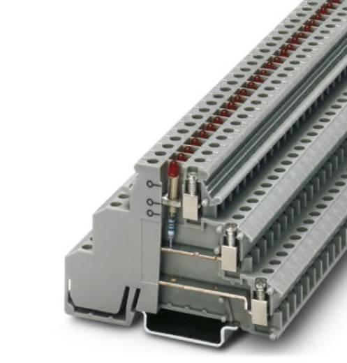 Phoenix Contact DIKD 1,5-LA 24RD/O-M Initiator-/actuatorklem DIKD 1,5-LA 24RD/O-M Grijs Inhoud: 50 stuks