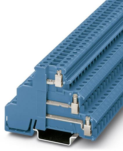Phoenix Contact DIKD 1,5 BU Initiator-/actuatorklem DIKD 1,5 BU Blauw Inhoud: 50 stuks