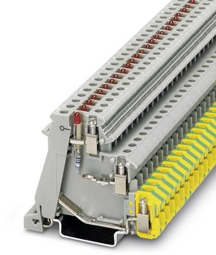 Phoenix Contact DOK 1,5-LA 24RD/O-M Initiator-/actuatorklem DOK 1,5-LA 24RD/O-M Grijs Inhoud: 50 stuks