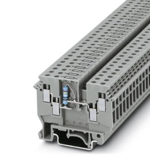 Phoenix Contact UDK 4-DIO-Z 2,7V/L-R/P-P Doorgangsserieklem UDK 4-DIO-Z 2,7V/L-R/P-P Grijs Inhoud: 50 stuks