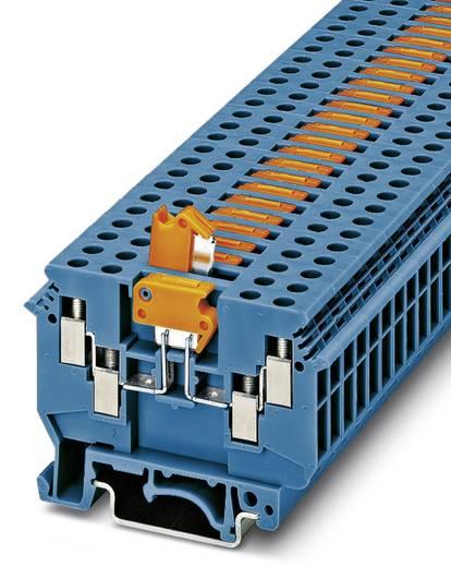 Phoenix Contact UDK 4-MTK-P/P BU Doorgangsserieklem UDK 4-MTK-P/P BU Blauw Inhoud: 50 stuks