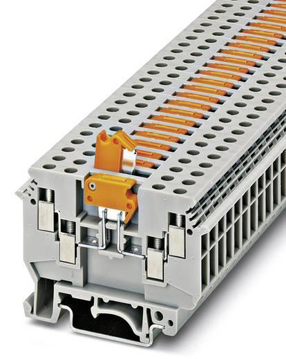 Phoenix Contact UDK 4-MTK Doorgangsserieklem UDK 4-MTK Grijs Inhoud: 50 stuks