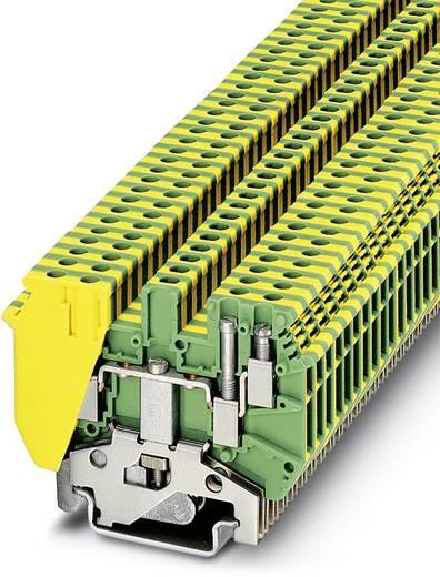 Phoenix Contact UDK 3-PE Doorgangsserieklem UDK 3-PE Groen-geel Inhoud: 50 stuks