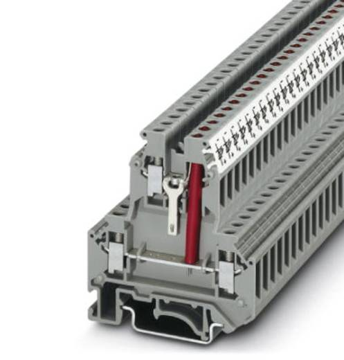Phoenix Contact UKK 5-LED 230 Doorgangsserieklem UKK 5-LED 230 Grijs Inhoud: 50 stuks