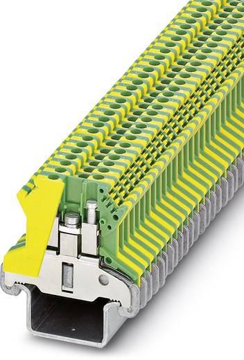 Phoenix Contact USLKG 2,5 N-1 Randaarde-serieklem USLKG 2,5 N-1 Groen-geel Inhoud: 50 stuks