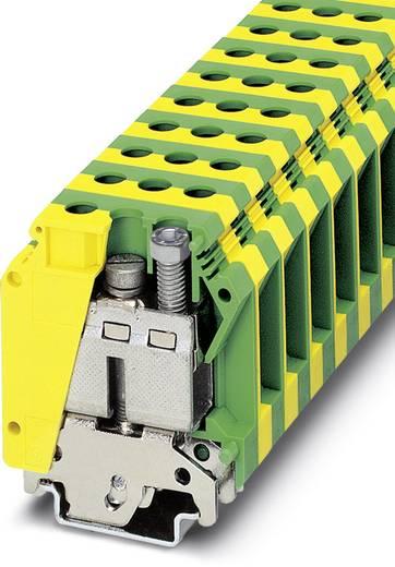 Phoenix Contact USLKG35-IB Aardklem USLKG35-IB Groen-geel Inhoud: 25 stuks