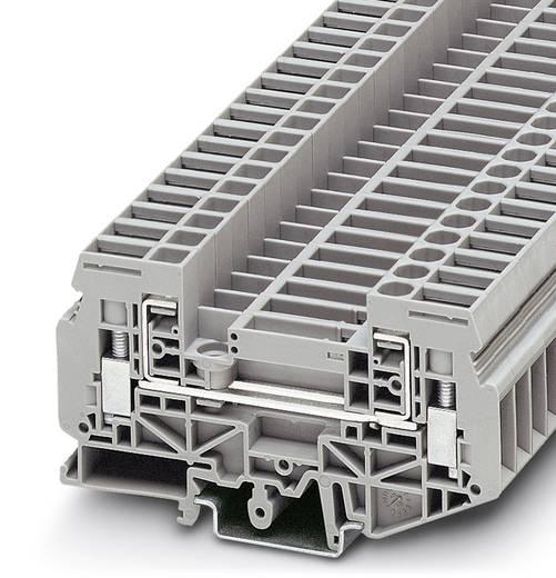 Phoenix Contact URDK 6 Componentenserieklem URDK 6 Grijs Inhoud: 50 stuks
