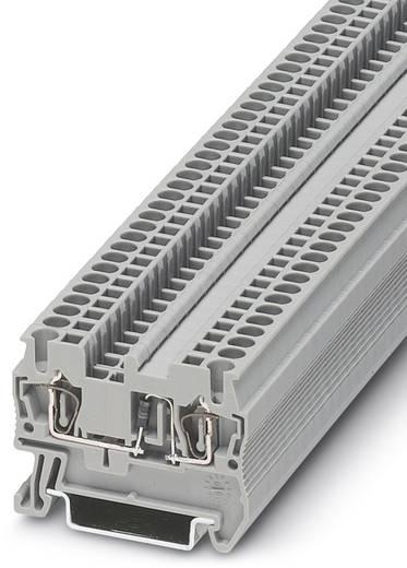 Componentenserieklem ST 2,5-DIO/L-R Grijs Phoenix Contact 50 stuks