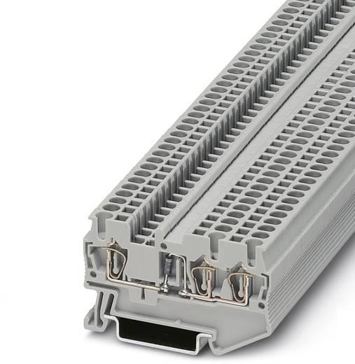 Componentenserieklem ST 2,5-TWIN-DIO/R-L Grijs Phoenix Contact 50 stuks