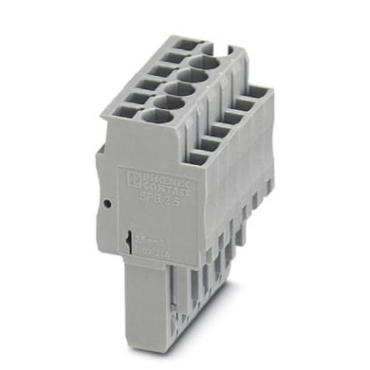 Plug SPB 2.5 / 3 Grijs Phoenix Contact 50 s