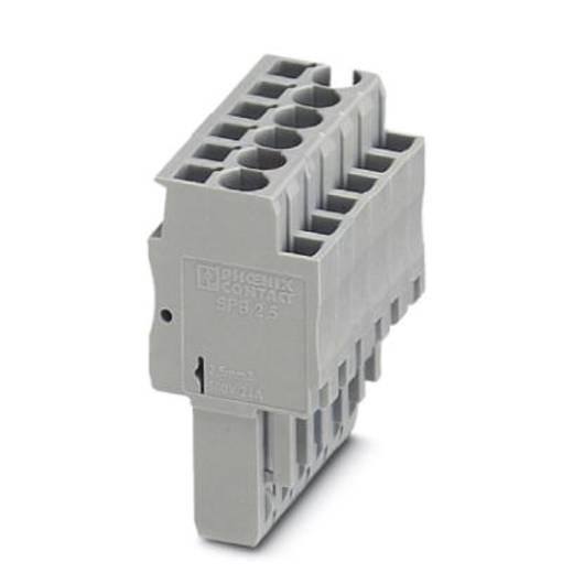 Plug SPB 2.5 / 4 Grijs Phoenix Contact 50 s
