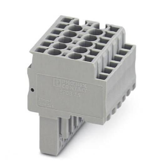 Plug SPDB 2.5 / 10 Grijs Phoenix Contact 25 stuks