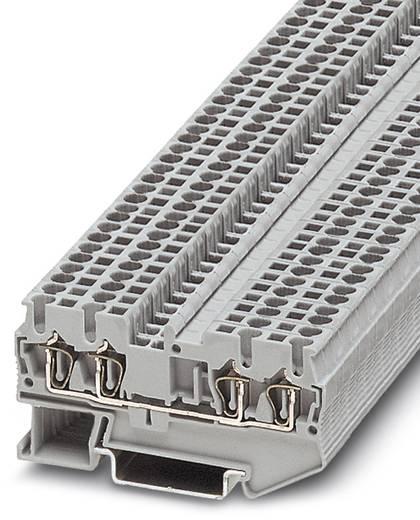 Componentenserieklem ST 2,5 -QUATTRO-BE Grijs Phoenix Cont