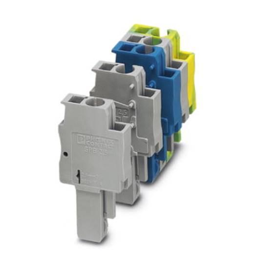 Plug SPB 2,5 / 1-R BU Blauw Phoenix Contact 50 stuks