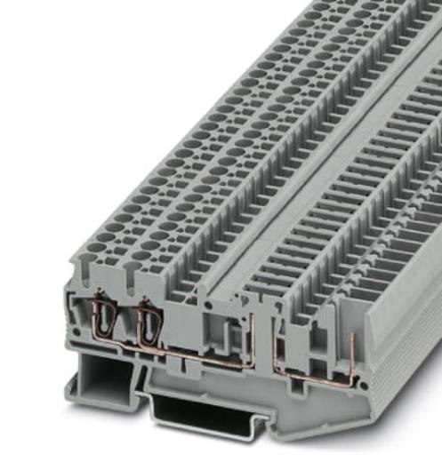 Scheidingsklem ST 2,5-TWIN-TG/1P Grijs Phoenix Contact 50 stuks