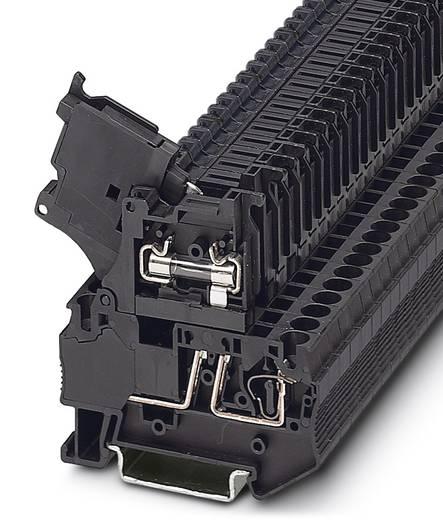 Zekeringsserieklem ST 4-HESI (5X20) GY/GY Grijs Phoenix Co