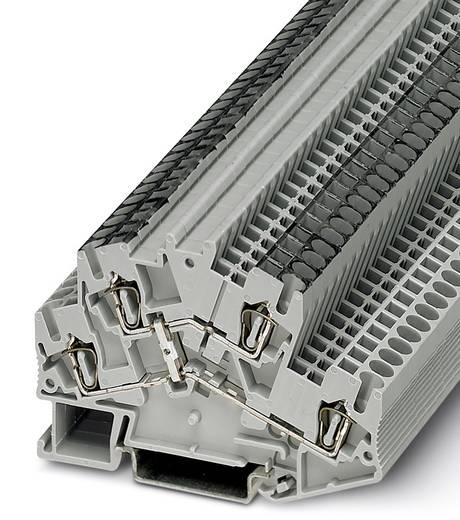 Componentenserieklem STTBS 2,5-DIO/O-U BK Zwart Phoenix Contact 50 stuks