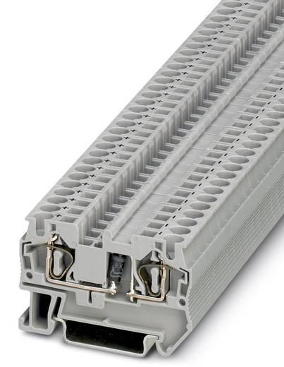 Componentenserieklem ST 4-DIO 1N 5408/L-R Grijs Phoenix Co