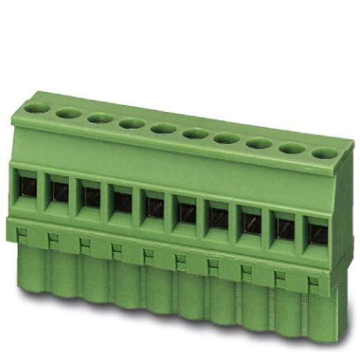 Busbehuizing-kabel MVSTBW Totaal aantal polen 12 Phoenix Contact 1792854 Rastermaat: 5.08 mm 50 stuks